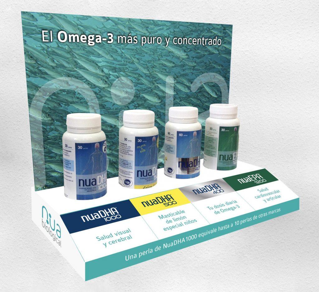 El Omega 3 Funciona Con El Tdha En Grado Similar A Los Farmacos Natural Visión D I